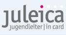 Symbolbild: Corona-Sonderregeln für Jugendleiter*innen: Juleica-Schriftzug