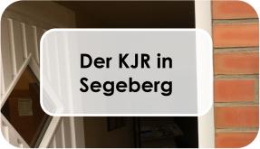 KJR in Segeberg: Tür der Geschäftsstelle ist offe