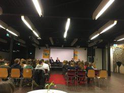 Jugend im Kreistag: Fragestunde mit dem Landrat und dem Kreispräsidenten
